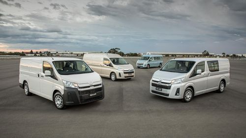 All-New Toyota HiAce Delivers the Goods