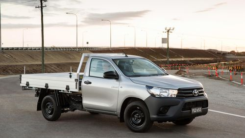 Safety First for Upgraded Toyota HiLux