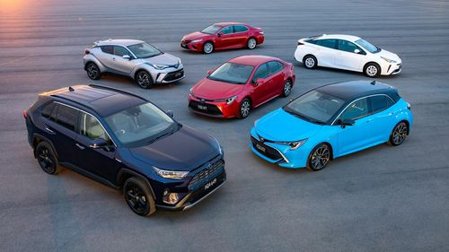Owners of Toyota Hybrids to Save Millions