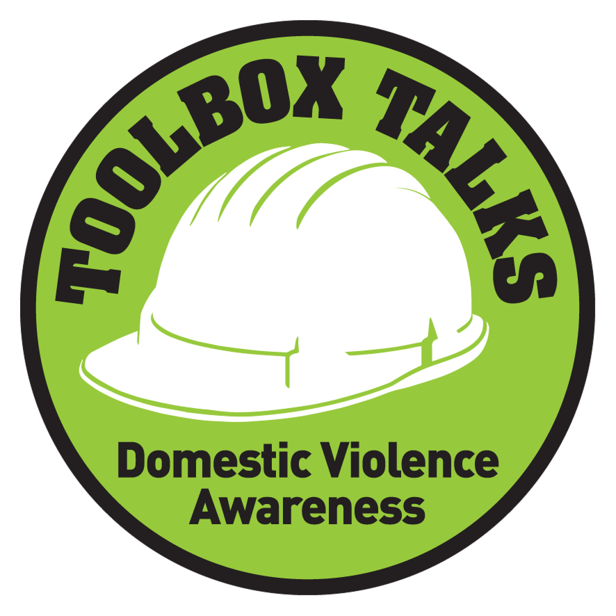 Domestic Violence Toolbox Talks