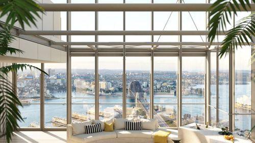 One Sydney Harbour Penthouses