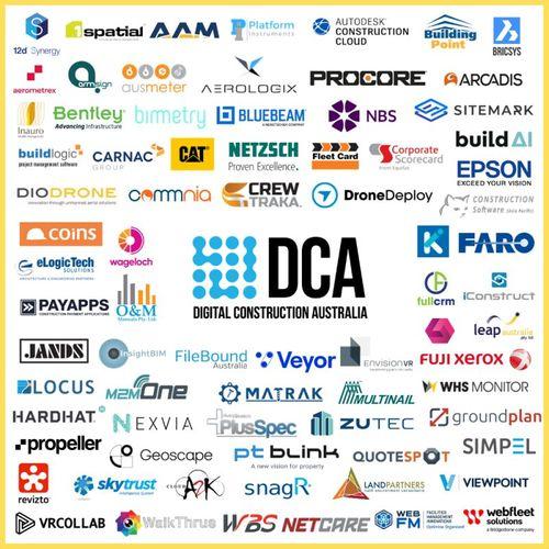 Save The Date 👉 Digital Construction Australia