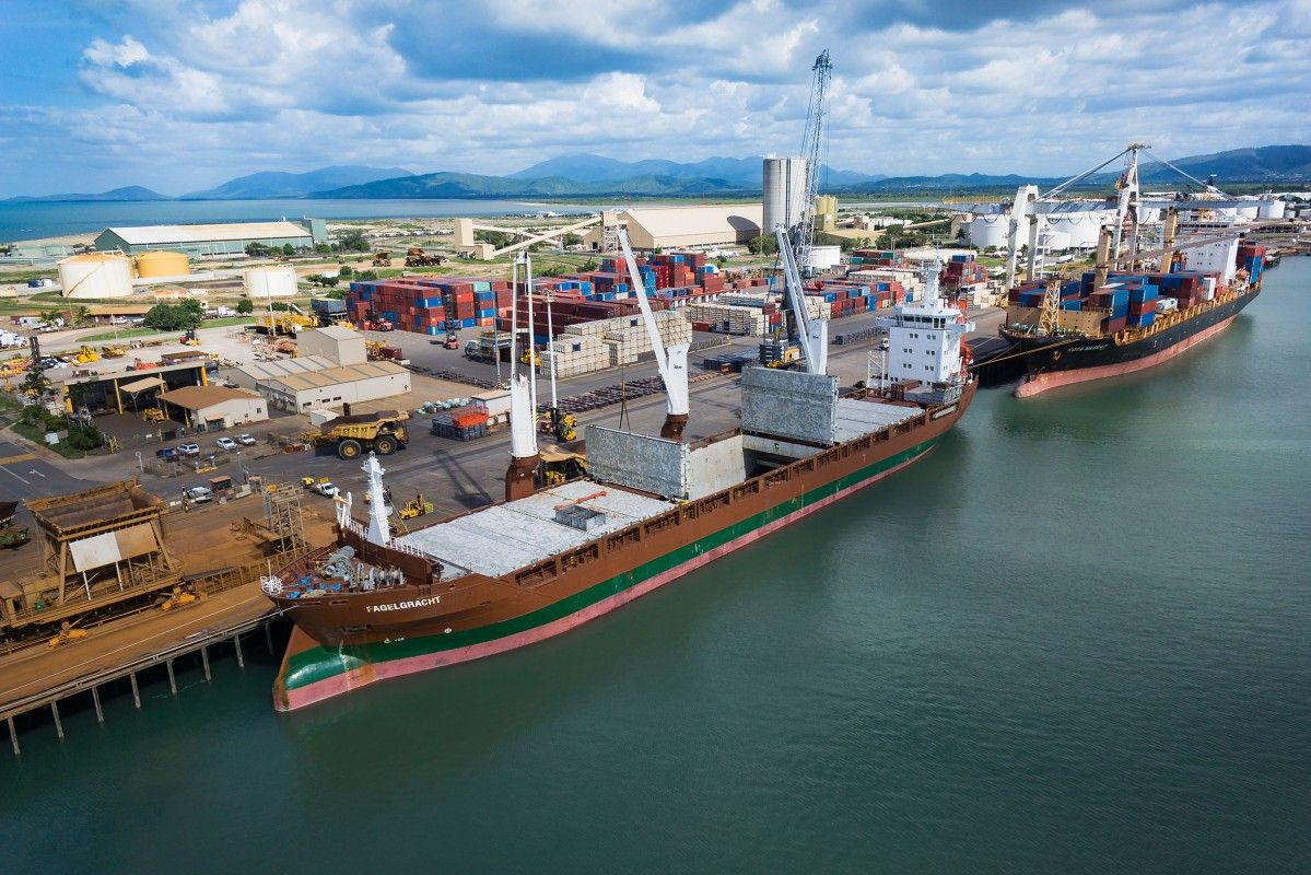 Major Milestone for Townsville Port Channel Upgrade Project
