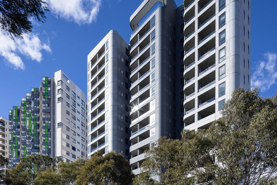 Sydney Social and Affordable Housing Complex Complete