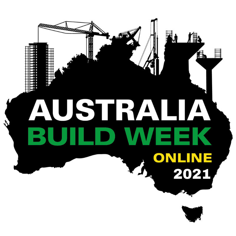 2nd Australia Build Online, 24-28 May 2021