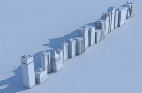 Modeling the Future Now: Reality modeling's influence on the urban planning sector