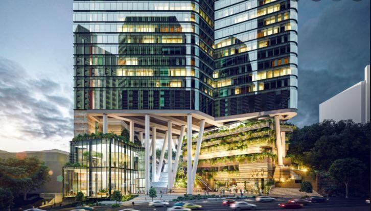 Mirvac Unveils $670m Brisbane CBD Tower Plan