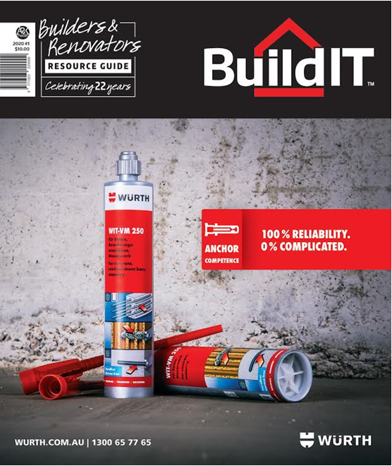BuildIT™ :The Resource Guide for Builders and Renovators