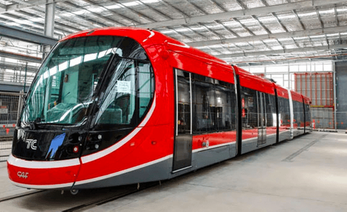 Completion of Canberra'sLight Rail