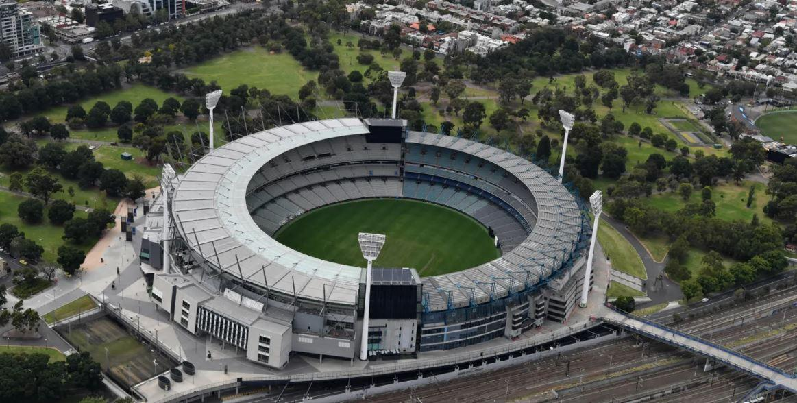 Flammable Cladding found on MCG, Government Reveals