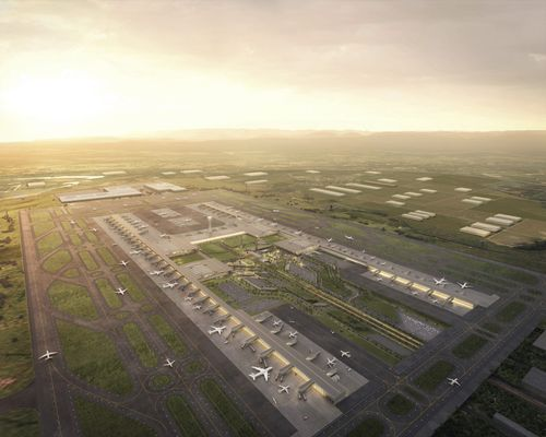 Multiplex Awarded Terminal Contract