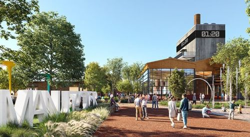 Aon Ari's $101m Huge Plan for Former Crane Enfield Site