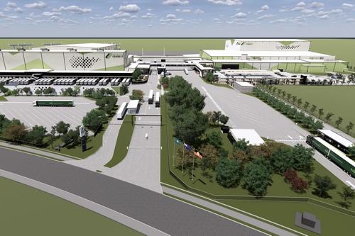 $1.2bn Woolworths Distribution Hub Starts Construction