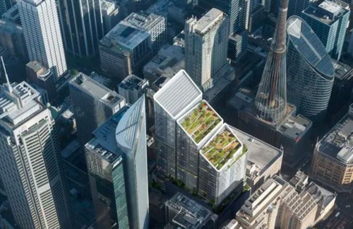 Stockland's $1.5bn Sydney Headquarters Approved