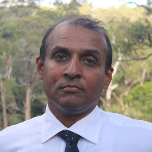 Sunil Sivarajah