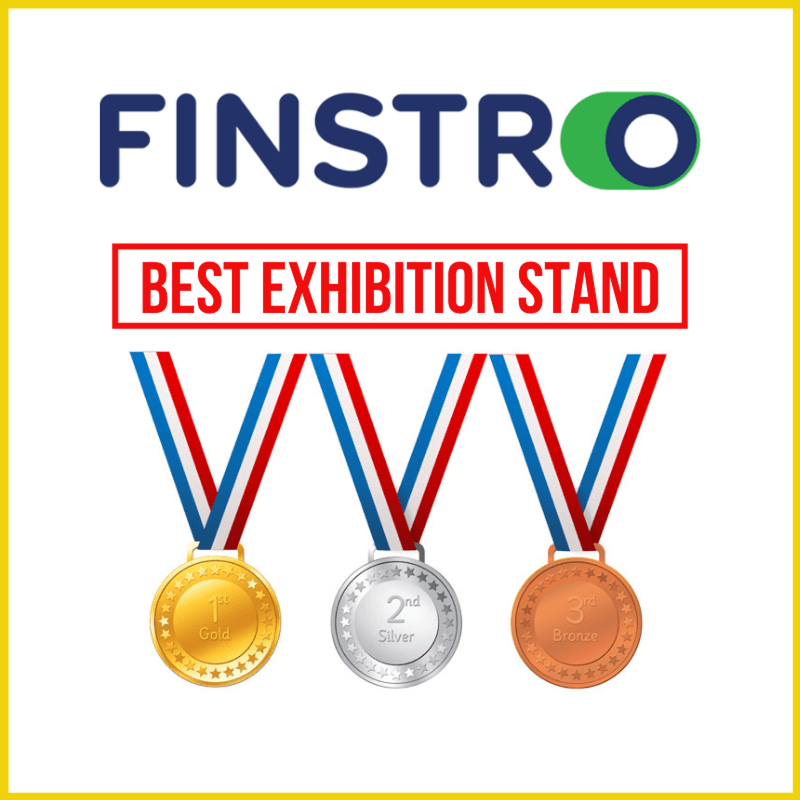 Best Exhibition Stand!