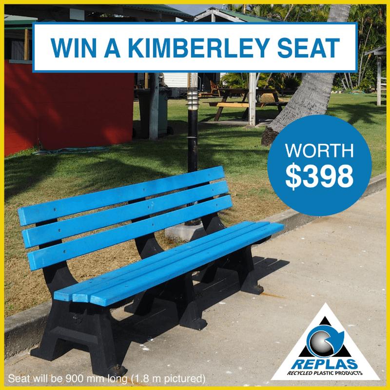 WIN A KIMBERLEY SEAT