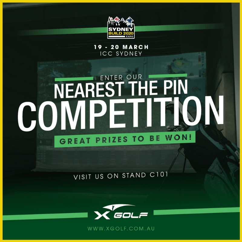 X-Golf Nearest the Pin Competition