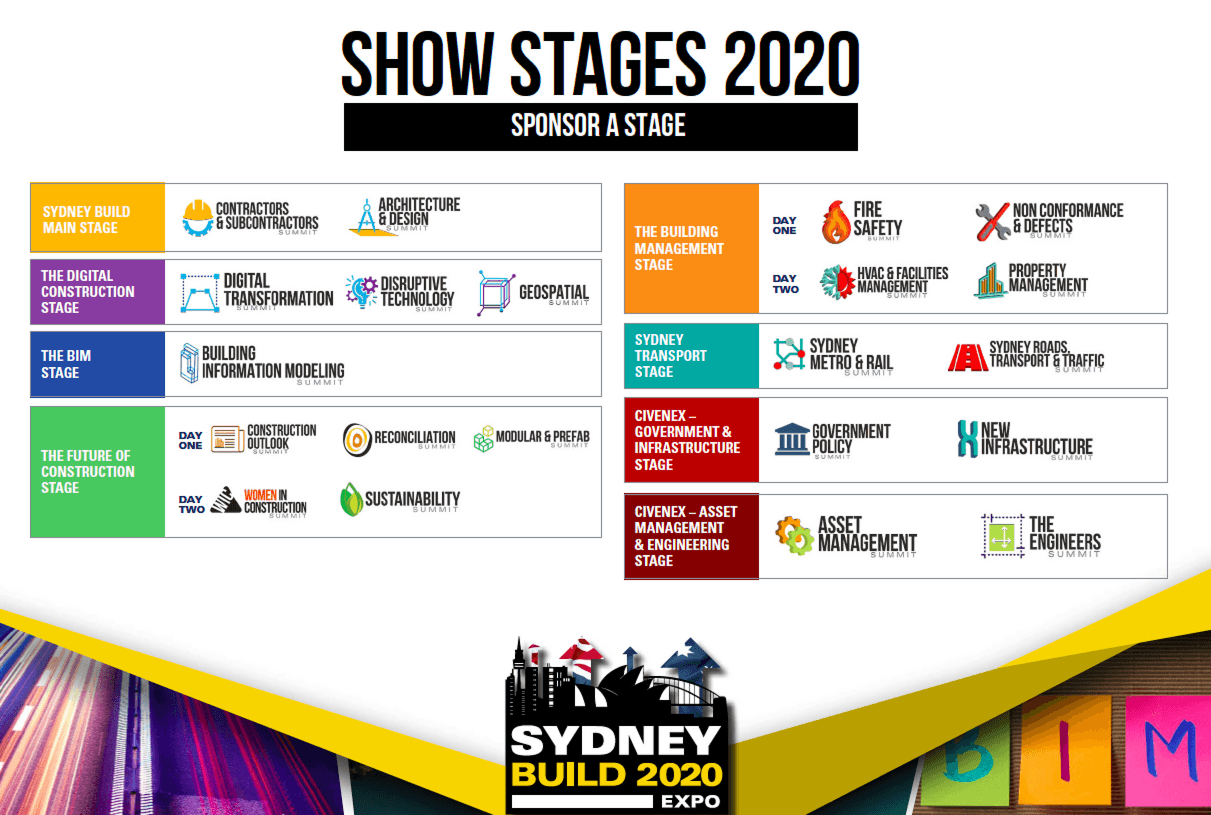 Sponsor A Stage - Present To The Audience