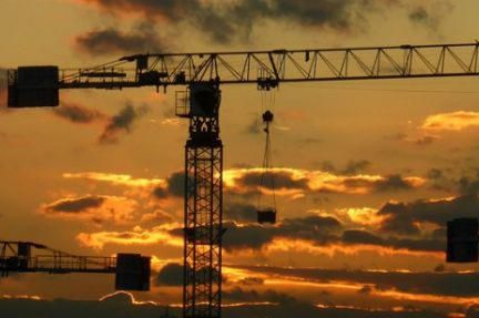 Residents return after crane collapse
