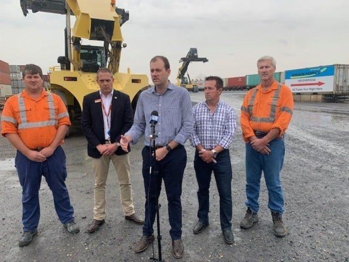 NSW Railway Infrastructure Restoration Underway following damage by fires
