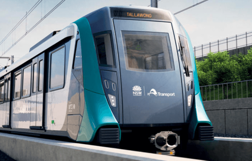 Sydney Metro opening in three weeks