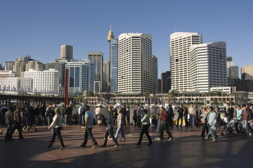 Population and Infrastructure fuels Australian industrial appetite