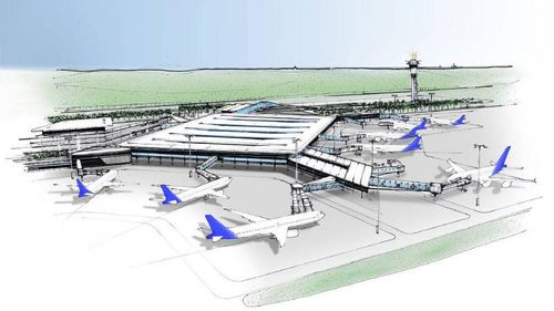 Airport investment — driving growth and community connection