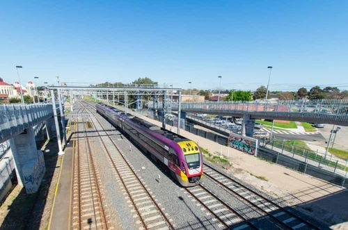 Digging Begins for First Stage of Geelong Fast Rail