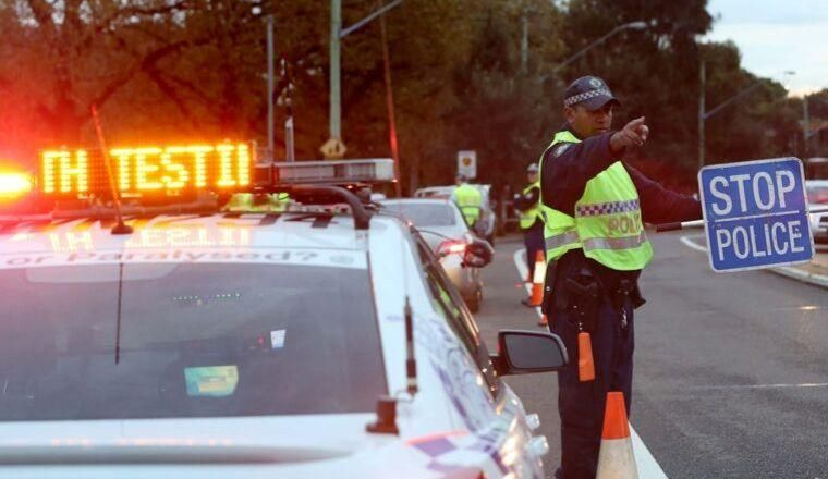 Speed Limit Changes in NSW