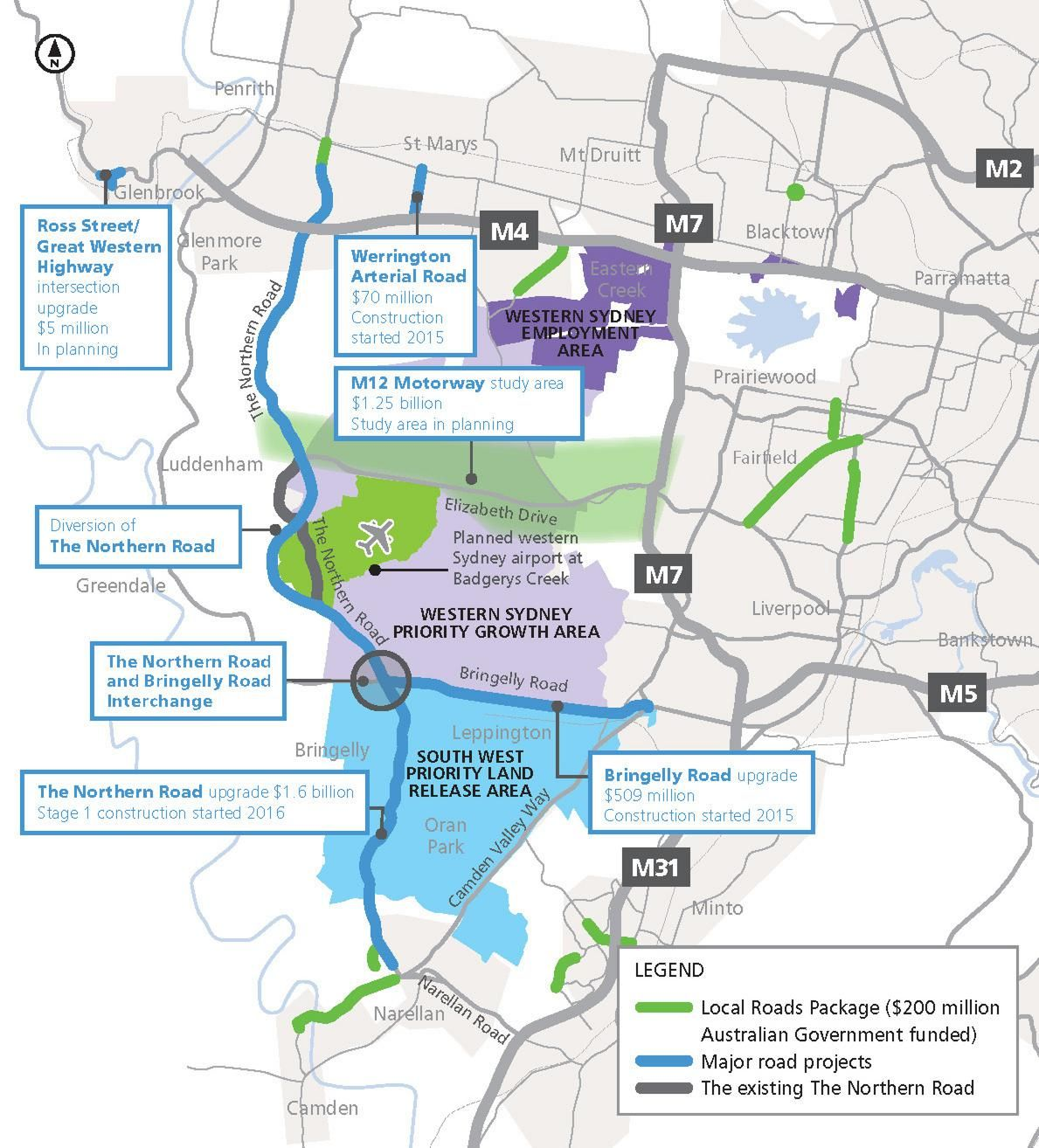 Contract awarded for $119 million NSW road upgrade
