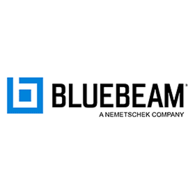 Representation from  Bluebeam