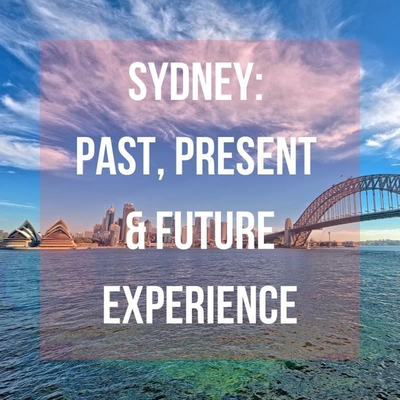Past, Present & Future Experience