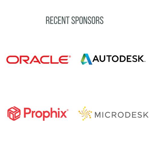 Recent Event Sponsors.