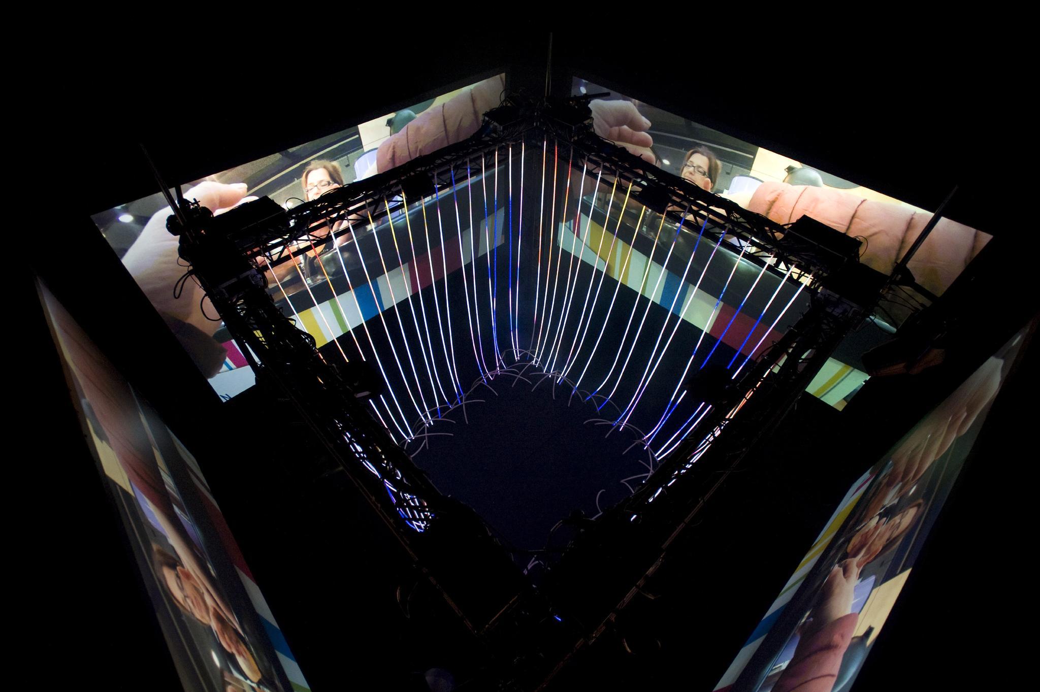 Ground-breaking Installation 'Blackout Immersive' to run at PLASA Show 2019