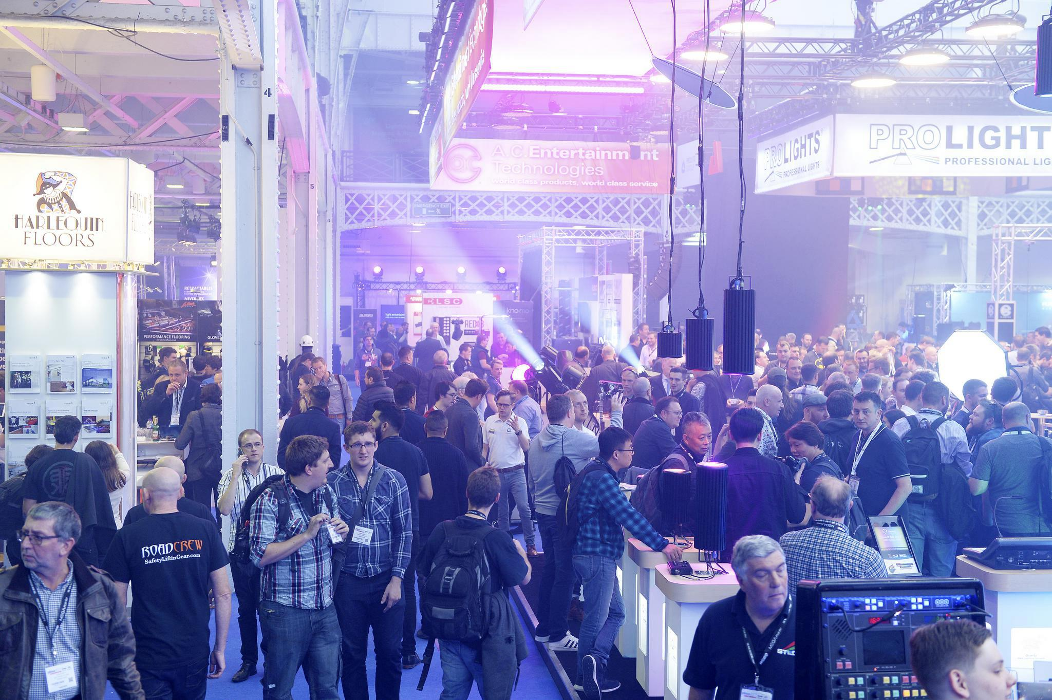 PLASA Show returns with new brands and features
