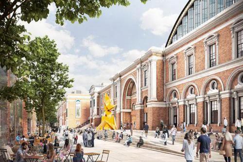 The home of PLASA Show to receive £1billion make-over