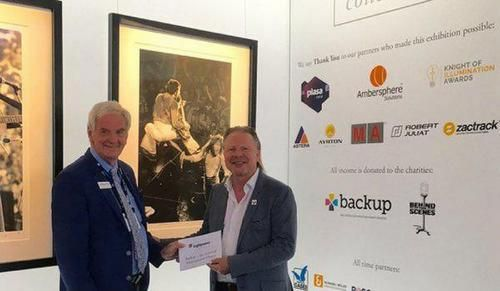 Lightpower Collection supports Backup at PLASA Show 2018