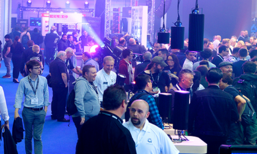 PLASA Show proves its staying power as it returns to London