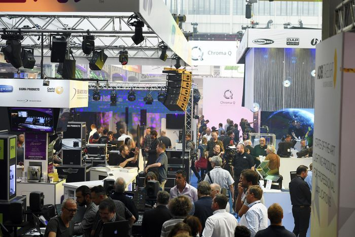 Days left for free registration as PLASA Show adds more content