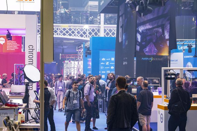 Industry reacts to 'busiest PLASA Show in years'