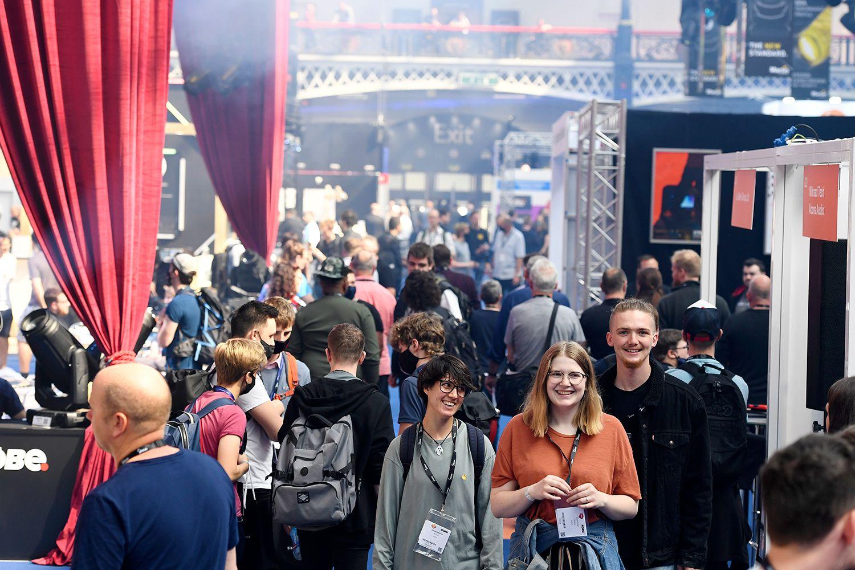 High spirits as PLASA Show reunites the live sector