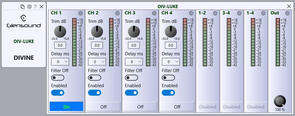 Divine Remote Control Software