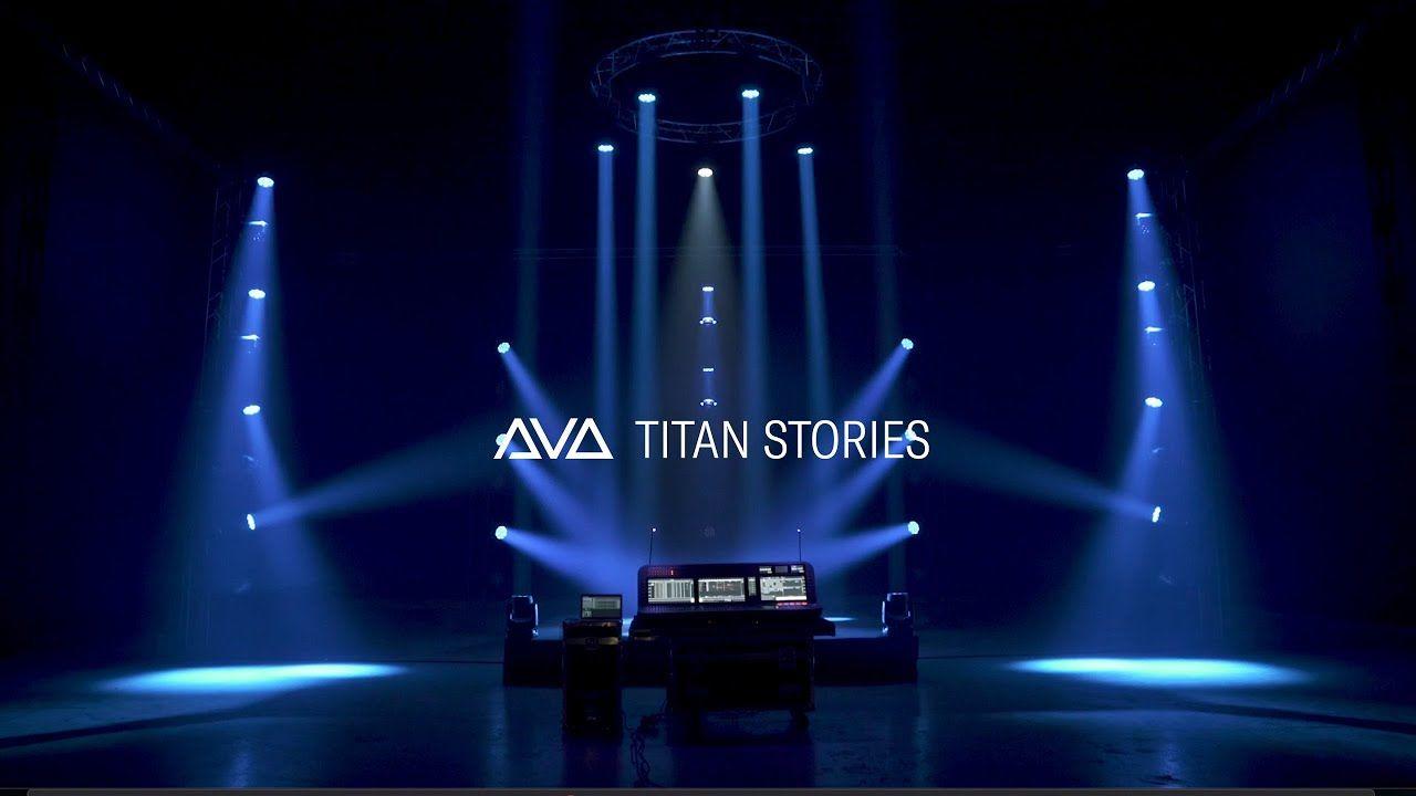 AVO Titan Stories - Timeline
