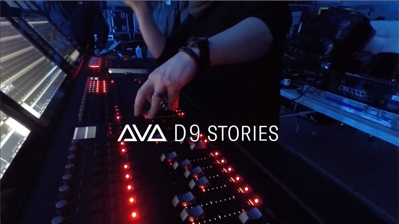 Avo D9 Stories - Tom Campbell x Invisions