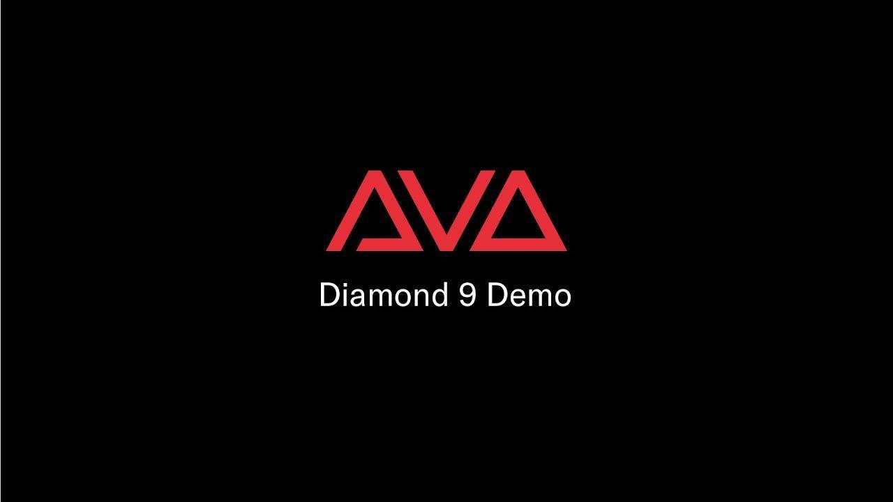Avolites Diamond 9 330 Full Demo