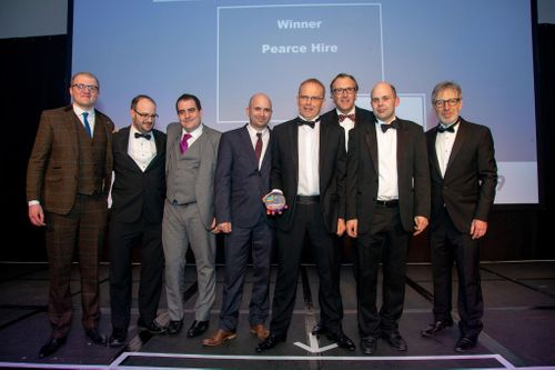 Pearce Hire scoops Best Power Supplier Awards at Event Production Awards 2019