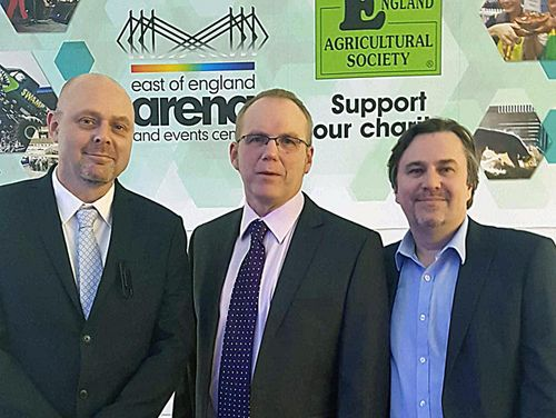 Pearce Hire becomes preferred contractor for major UK arena
