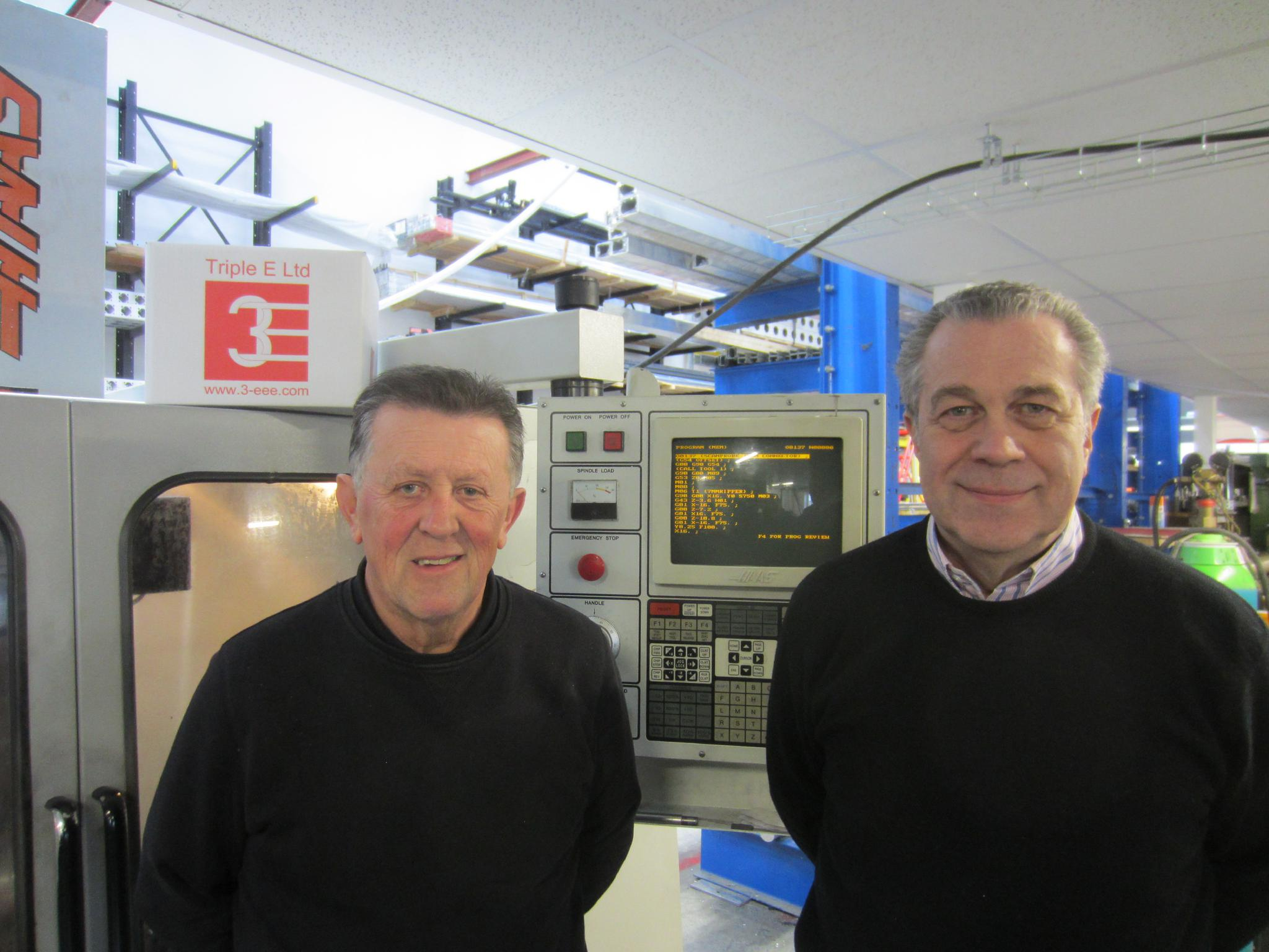 Triple E expands factory facilities alongside new precision engineering division