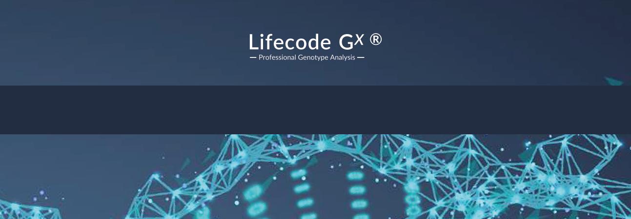 Lifecode GX